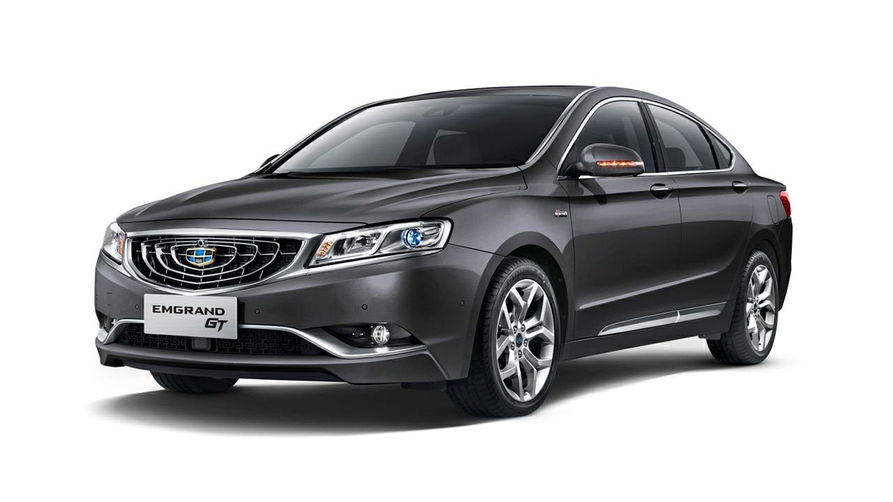 Geely Emgrand GT 2.4L Advance