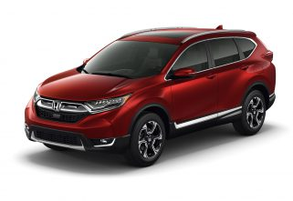All-New Honda CR-V Launched In The UAE