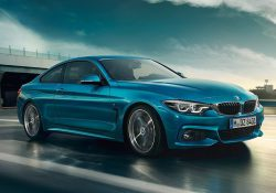 BMW 4 Series Coupe 430i X-Drive