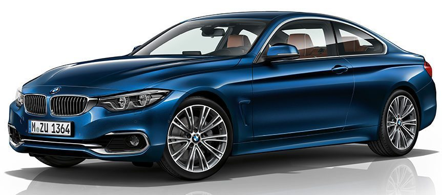 BMW 4 Series Coupe 418d