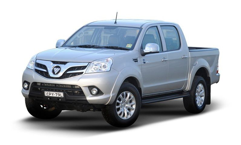 Foton Tunland Commercial