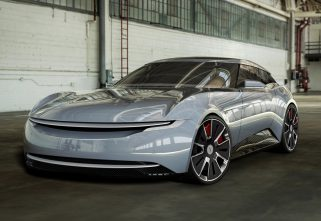 UK Based Alcraft Motor Company Reveals First Car