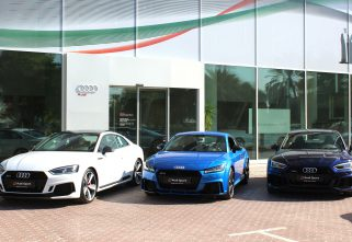 239 Lucky Fans Watched Gulf Cup Final in Kuwait Thanks to Ali & Sons Audi