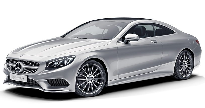 Mercedes-Benz S-Class Coupe S 500 4MATIC