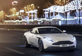 Aston Martin DB11 Gets a 4.0 V8 Engine From AMG