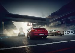 BMW M6 Coupe 4.4T