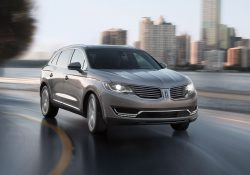 Lincoln MKX 2.7L Reserve (Tech Pack+Luxury Pack) AWD