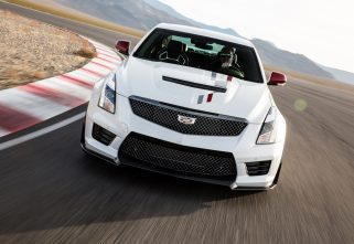 Cadillac Introduces Limited Edition CTS-V Champion Series