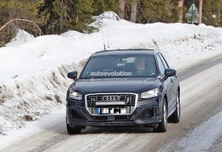 2019 Audi SQ2 Spotted Testing; Launch Imminent
