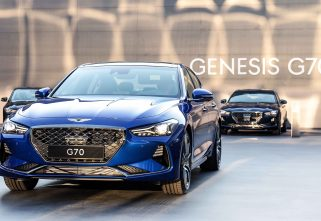 Genesis Extends Its Range In The Middle East; G70 To Be Launched In April