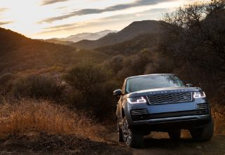 Plug-In Hybrid Range Rover Is Coming To The Gulf Countries