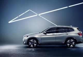 BMW's First Electrified Mainstream Model Is The iX3