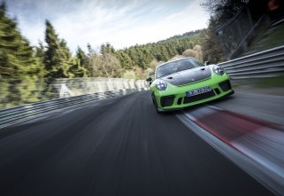 Porsche Nails It Again at the Nurburgring With the New 911 GT3 RS