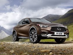 All-new Infiniti QX30 To Go On Sale In The Middle East This Month