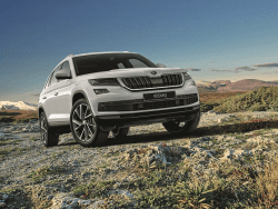 You Can Now Order The New Skoda Kodiaq In The UAE