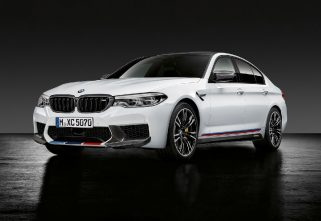 2018 BMW M5 Competition Unveiled: Never Say No To More Power