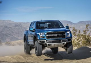 Ford Makes The F-150 Raptor More Fatal; Gives New Off-road Attributes