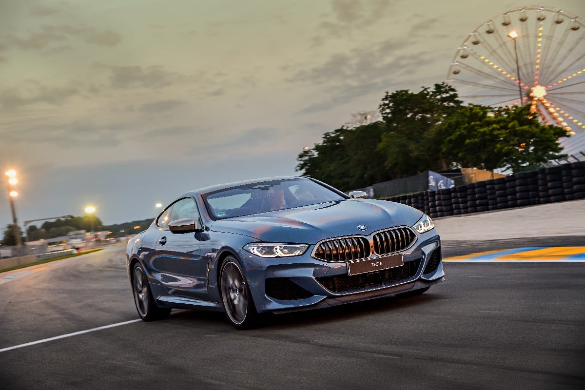 All-New BMW 8-Series Unveiled At Le Mans!