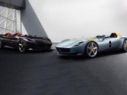 Ferrari Launches 'Icona' Lineup With All New Monza SP1 And SP2