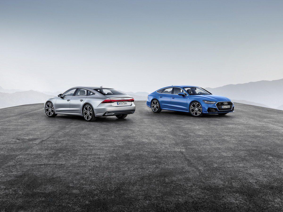 Audi Launches 2019 A7 Sportback In The Middle East