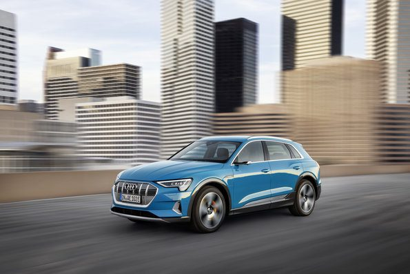 Video: The New Audi E-Tron Commercial Is All Kinds Of Awesome