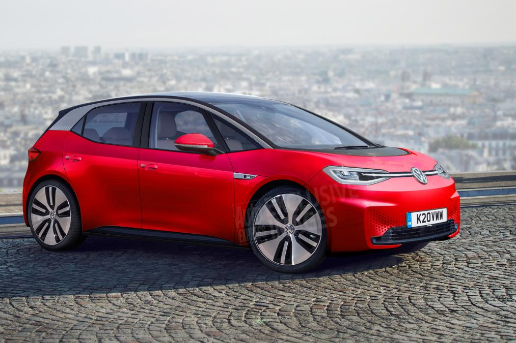 Volkswagen's Upcoming Electric Hatchback To Have Sedan-Like Interior Space