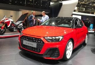 Paris Motor Show 2018: Audi Launches All New A1