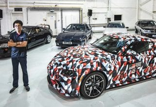 Toyota To Debut New Supra At NAIAS Detroit In January
