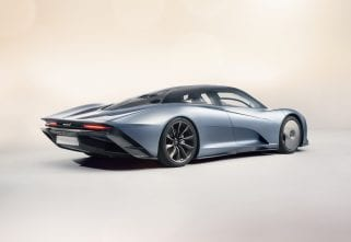 McLaren Revives The F1 With The New Speedtail