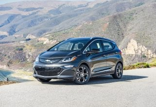 2019 Chevrolet Bolt Launched In The UAE