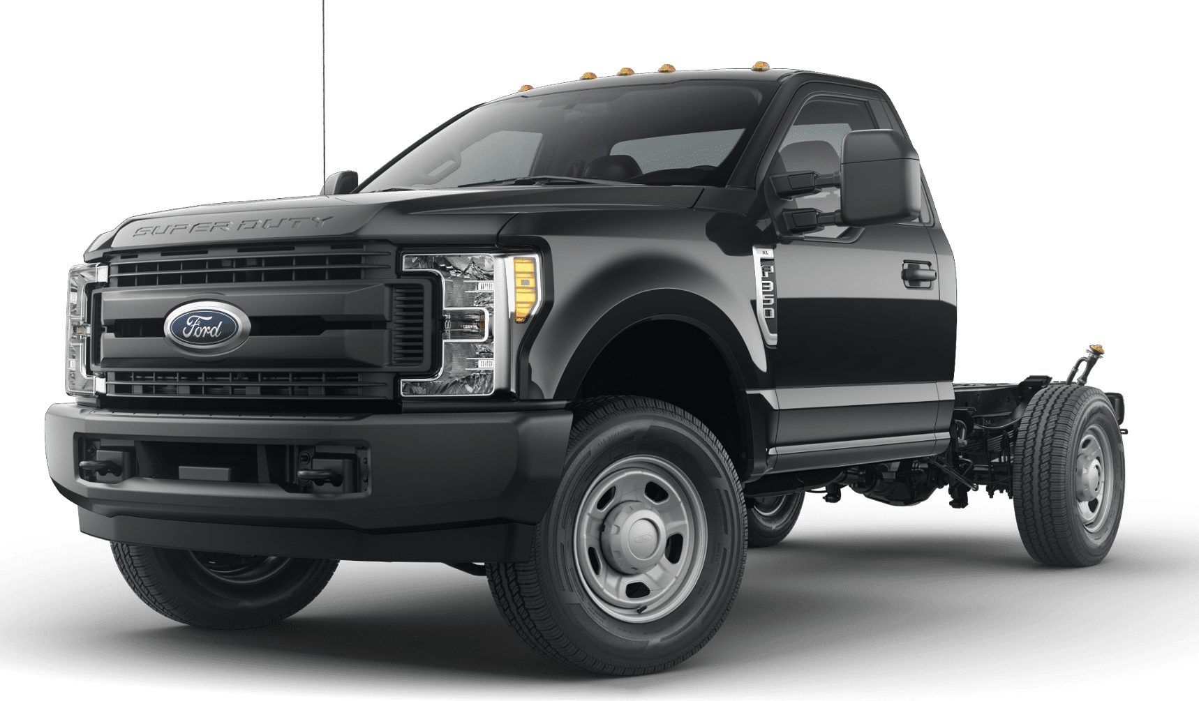 Ford Chassis Cab F-350 DRW – XL