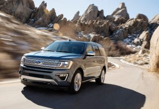 Recall: Ford Issues Notice For Expedition, Navigator