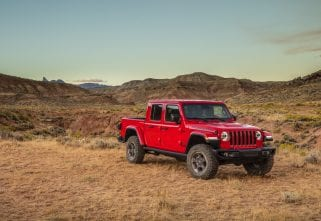 Definitely Not A Scrambler: Jeep Unveils The New Gladiator