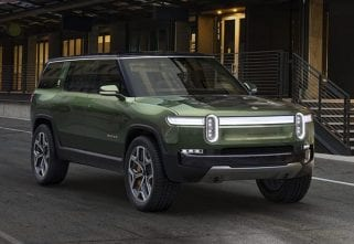 Rivian Takes Wraps Off The R1S Electric Luxury SUV