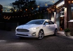 Ford Fusion 2.5L S