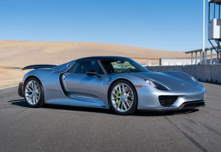 THE FOUNDER OF WHATSAPP IS SELLING TEN PORSCHES!