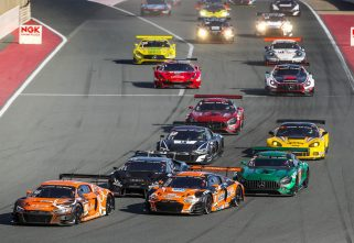 AUDI SPORT FINISHES ONE-TWO IN HANKOOK 24 HOURS OF DUBAI