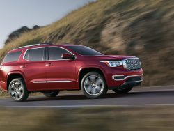 GMC Launches 2019 Acadia In The Middle East