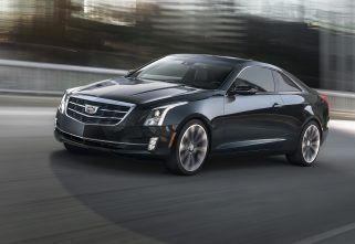 Cadillac Middle East Announces 2019 ATS Coupe Arrival