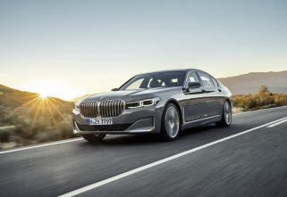 FACELIFTED BMW 7-SERIES DEBUTS WITH X7-INSPIRED STYLING