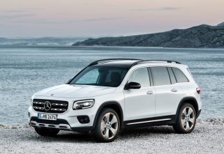 Middle East Bound 2020 Mercedes-Benz GLB-Class Revealed