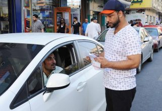 UAE Authorities Clamp Down On Illegal Taxi Services