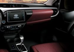 Toyota Hilux 4X4 DOUBLE CABIN GLS A/T