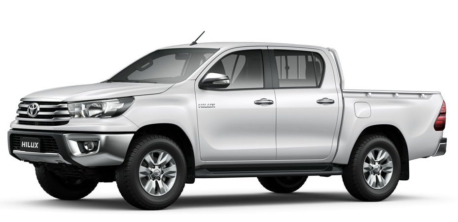Toyota Hilux 4X2 DOUBLE CABIN GL M/T