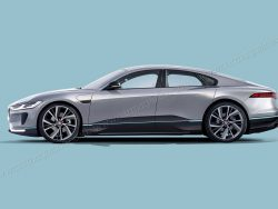 Jaguar XJ To Arrive In All-Electric Avatar