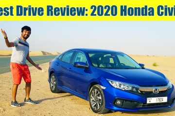 2020 Honda Civic Review | The Best Driving & Affordable Compact Sedan