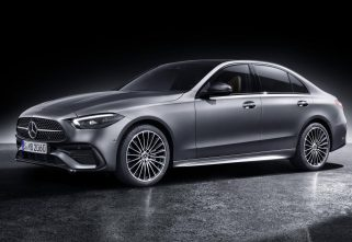 2022 Mercedes C-Class Is Here And It's A Tech-Fest