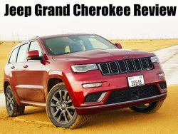 2019 Jeep Grand Cherokee In-Depth Review [An All-Round SUV]