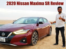 2020 Nissan Maxima SR In-Depth Review | Comfort With Performance