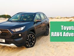 Toyota RAV4 Adventure 2019 In-Depth Review | Robust And Family Friendly